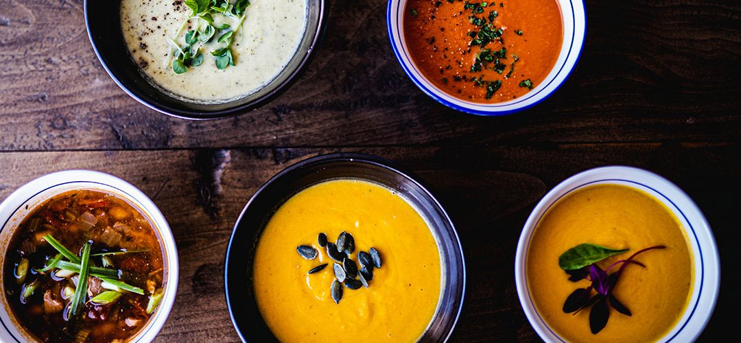 Meal Inspiration: Serve Soups With Flair